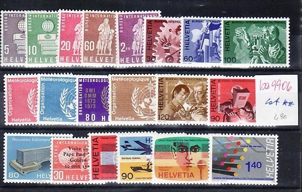 Schweiz   Lot  diverse  Marken   (ba9906 ) siehe Bild !