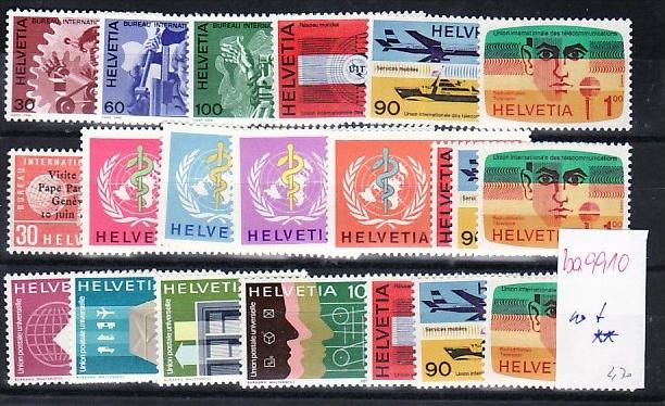 Schweiz   Lot  diverse  Marken   (ba9910 ) siehe Bild !