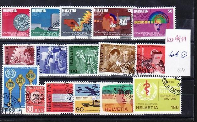 Schweiz   Lot  diverse  Marken   (ba9911 ) siehe Bild !