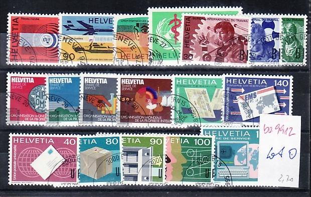 Schweiz   Lot  diverse  Marken   (ba9912 ) siehe Bild !