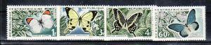 Schmetterlinge  Z.-Afrika  42-45     **  (e8867  ) siehe Bild  !