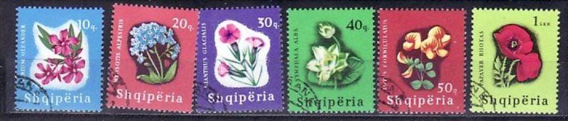 Albanien  988-93 o   (e8901  ) siehe Bild  !