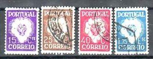 Portugal Nr. 602-5  o   (e8940  ) siehe Bild  !