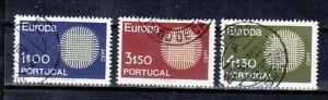 Portugal Nr. 1092-4   o   (e8942  ) siehe Bild  !