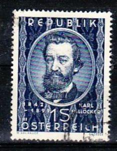Österreich    Nr.947    o ( f7309 ) siehe Bild