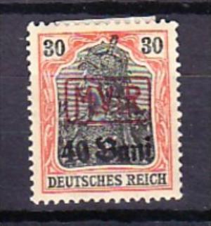 D.-Post Rumänien Nr. 3 *   (f7470) siehe scan
