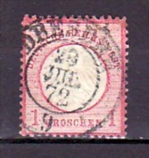 Sachsen Stempel auf D.-Reich  ( f7531 ) siehe scan  !