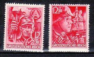 D.-Reich   Nr. 909-10  **  (f7563  ) siehe scan  !