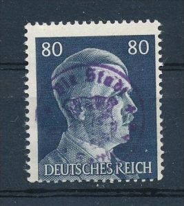 Bad Gottleuba   80 Pf. Hitler   **     ( f7895  )  siehe scan !