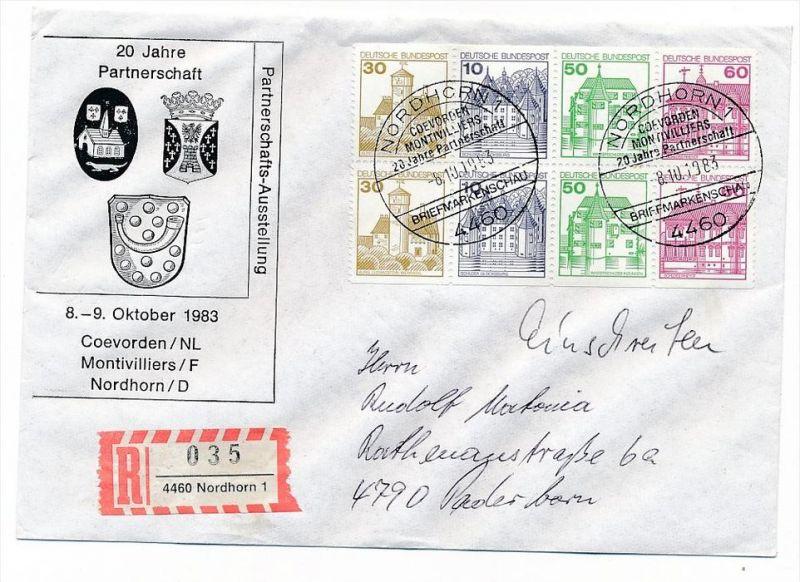 BRD  netter Sammler Brief   (bc 929  ) siehe scan  !!!