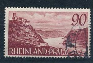 franz.Zone -  Rheinland Pf. Nr. 41 o     (f8096  ) siehe scan !