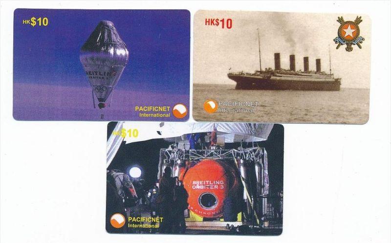 Astralien  Lot  3 Telefonkarten    ( bc2204     ) siehe scan  !