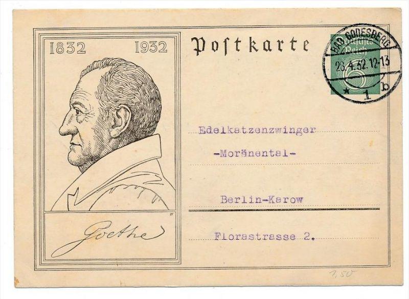 D.-Reich  Ganzsache   (bc2091 ) siehe scan  !