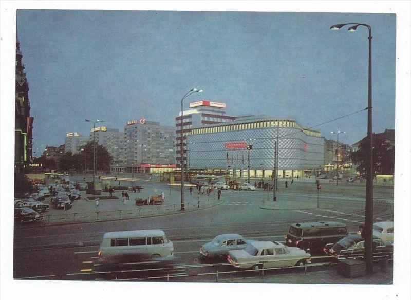 Leipzig -Karte aus DDR Zeit  (bc2744 ) siehe scan !