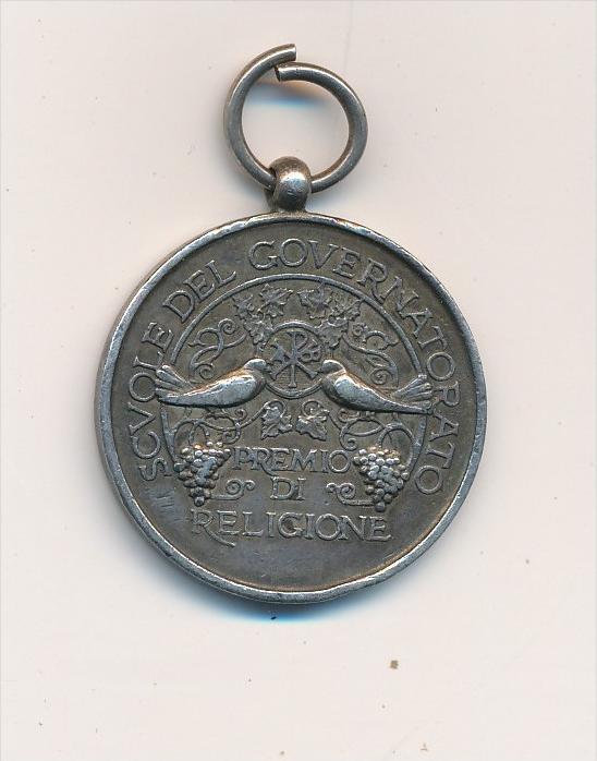 Medaille  Silber  -Schweiz (?)   ( x1751 ) siehe scan !
