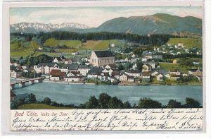 Bad Tölz  Karte    über 100 Jahre alt  (da3716 ) siehe scan !!