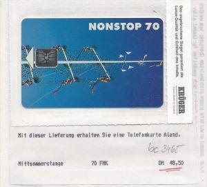 Telefonkarte  Aland  orginal verpackt  (bc 3465 ) siehe scan- aus Neuheiten ABO