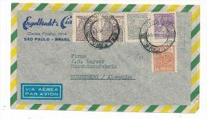 Brasilien Luftpost nach D  (zz5970 ) siehe scan  !