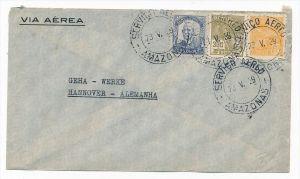 Brasilien Luftpost nach D  (zz5961 ) siehe scan  !