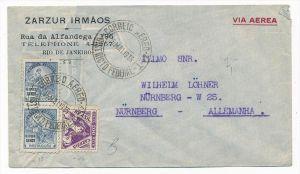 Brasilien Luftpost nach D  (zz5957 ) siehe scan  !