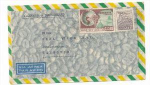 Brasilien Luftpost nach D  (zz5955 ) siehe scan  !