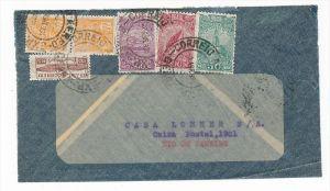 Brasilien Luftpost nach D  (zz5950 ) siehe scan  !
