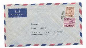Irak  Luftpostbrief nach Europa  (bc3645 ) siehe scan  !