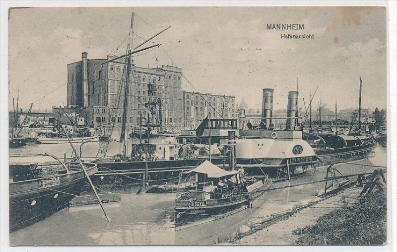 Mannheim Bundesland Karte.Mannheim Alte Karte Da3937 Siehe Scan