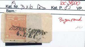 Österreich Nr. 3xb .....bitte die Beschreibung auf der schweizer Händler Loskarte beachten !! (bc 3800 )