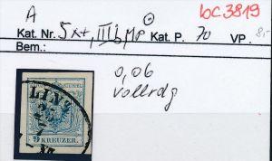Österreich Nr. 5x .....bitte die Beschreibung auf der schweizer Händler Loskarte beachten !! (bc 3819 )