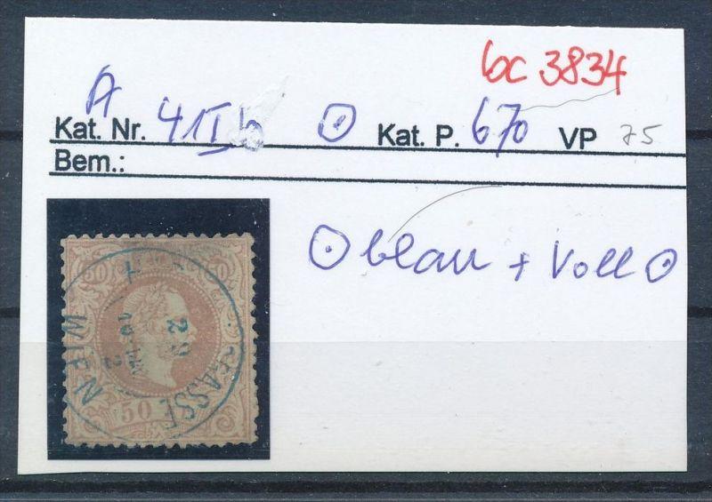 Österreich  Nr 41 I   .....bitte die Beschreibung auf der schweizer Händler Loskarte beachten !! (bc 3834 )