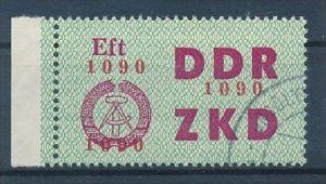 DDR-ZKD  Nr. 19  -amtlich ungültig gestempelt (f 9020  ) siehe scan !