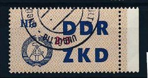 DDR ZKD Nr.  37 V   amtlich ungültig gestempelt  (f9078  ) siehe scan  !