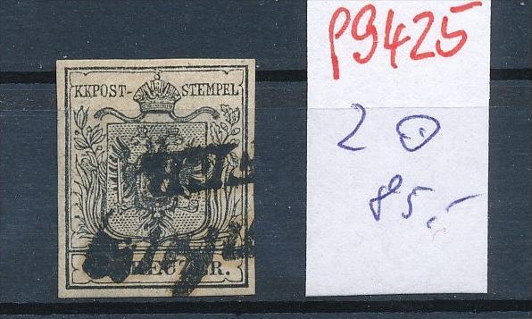 Österreich  Nr.  2   o     (f9425 ) siehe scan  !