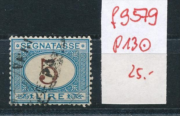 Italien - Porto Marken  13   ( f9579  ) siehe Bild  !