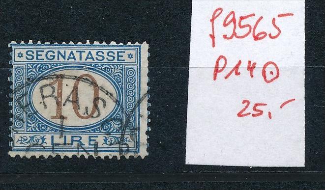 Italien - Porto Marken  14   ( f9565  ) siehe Bild  !