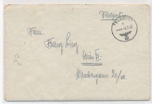 D.-Reich  SS-Feldpost      (zz6304  ) siehe scan  !