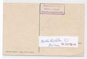 Bayern-Karte Posthilfsstelle Grünhaus  (bc5276 ) siehe scan  !