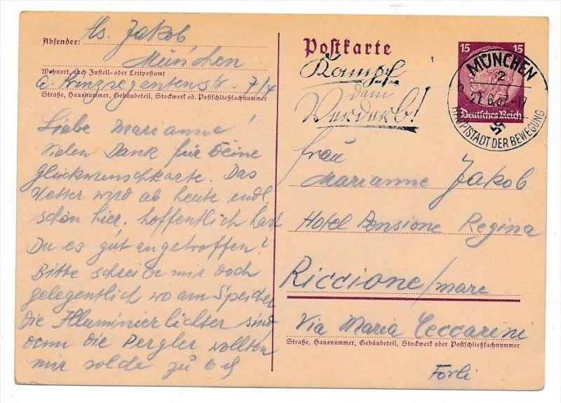 D.-Reich  P227   Ganzsache  ( bc5496  ) siehe scan !