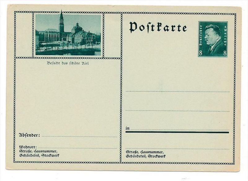 D.-Reich    Ganzsache   ( bc5485  ) siehe scan !