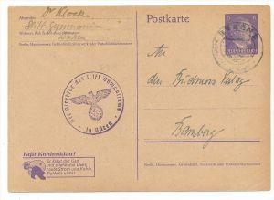 D.-Reich Ganzsache  P312/01   (bc5635  ) siehe scan !