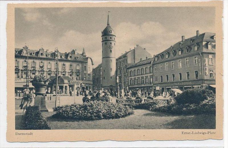 Darmstadt  .. /ungebraucht  -alte Karte  (da4341  ) siehe scan  !
