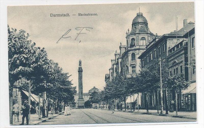 Darmstadt  .. /ungebraucht  -alte Karte  (da4342  ) siehe scan  !