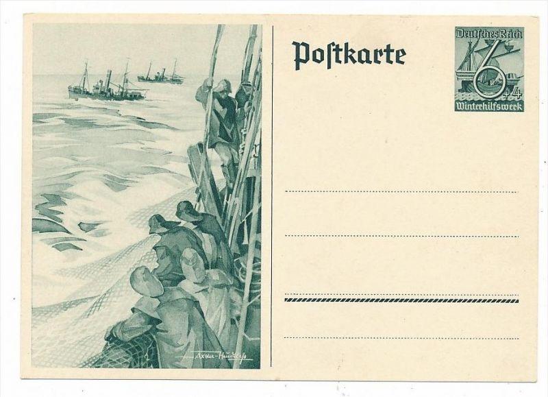 D.-Reich   Ganzsache   (bc6150  ) siehe scan !