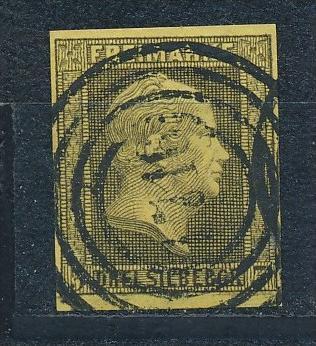 Preussen   Nr.  4a  o (ff1314 ) siehe scan !