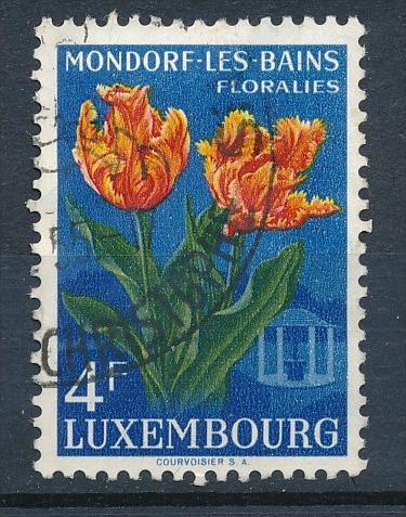 Luxemburg  Nr. 534  o   (e9879 ) siehe scan  !