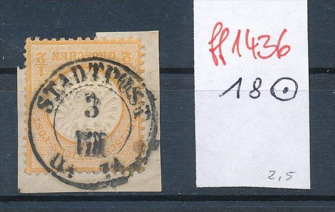 D.-Reich  Nr. 18   o    ( ff1436  ) siehe scan  !