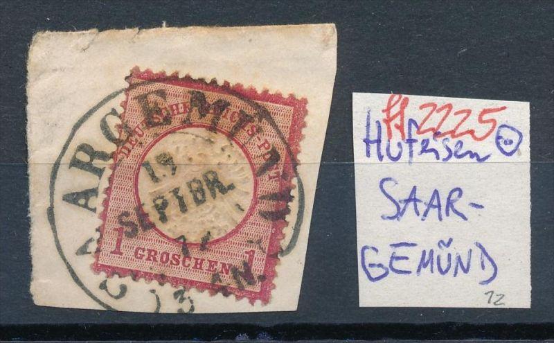 D.-Reich  schöner Stempel...    (ff2225 ) siehe scan  !