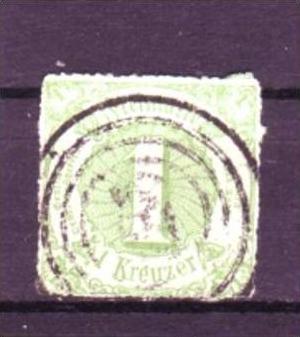 Thurn & Taxis   Nr. 41    o ( a9441  ) siehe scan-vergrößert