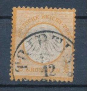 D.-Reich  Nr.  14   o       (ff2281   ) siehe Bild !
